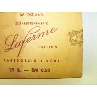 WW2 German period made tobacco unopened pack. Espenlaub militaria