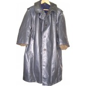 WW2 NAVY or Navy infantry combat raincoat