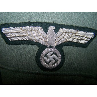 3rd Reich Wehrmacht, Dienstrock of the Feldwebel of Flak unit in infantry. Espenlaub militaria