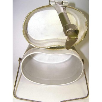 Soviet mess kit, complete set, inside is near mint. , dated 1941. Espenlaub militaria