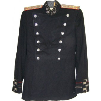 Captain of the medical service of the navy, parade tunic.. Espenlaub militaria