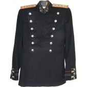 Captain of the medical service of the navy, parade tunic.