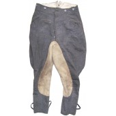 M 36 Steingrau (stone gray) color trousers
