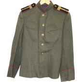 M 43 everyday wear artillery tunic in rank of Starschina