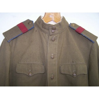 M 43 Gimnasterka for starshiy sergeant of MGB or Cavalry troops.. Espenlaub militaria