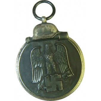 Medal for winter campaign in Russia 1941-42, marked. Espenlaub militaria