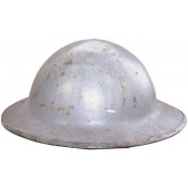 MK I US helmet, Red Army re-issue.