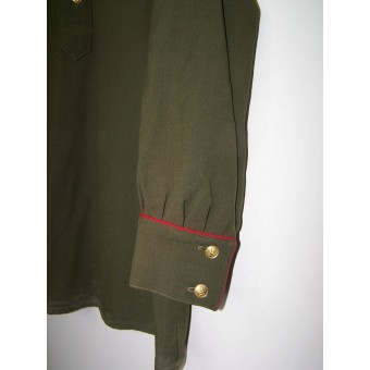 Officers M 43 gimnasterka for Major of armored/artillery troops.. Espenlaub militaria