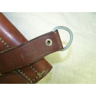 Rare holster for Imperial Russian revolver Smith & Wesson, made in USSR.. Espenlaub militaria