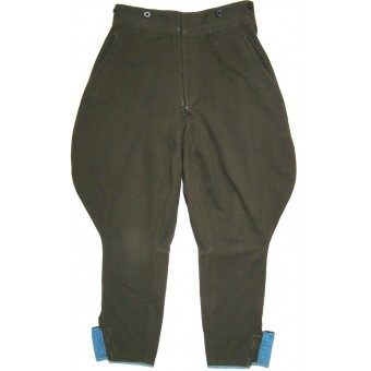 RKKA Cold weather wool trousers. Espenlaub militaria