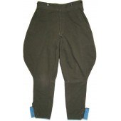 RKKA Cold weather wool trousers