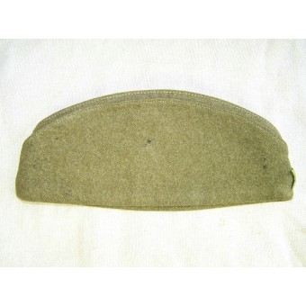 WW 2 issue, wool enlisted men M 35 side hat.. Espenlaub militaria
