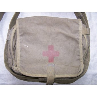 WW2 Mint medical bag for airborne or air forces troops.. Espenlaub militaria