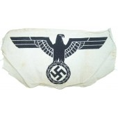 3rd Reich Wehrmacht Heer- eagle for sports shirt, unissued, variant 2