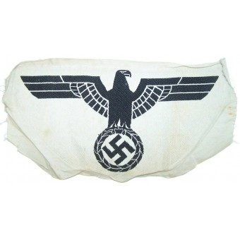 3rd Reich Wehrmacht Heer- eagle for sports shirt, unissued, variant 2. Espenlaub militaria