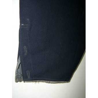 Salty condition Infantry blue M 35 breeches. Espenlaub militaria