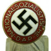 M 1/155 NSDAP member badge
