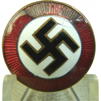 Pre 1933 year made NSDAP badge.