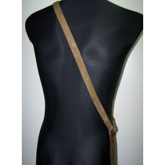 Soviet M 27 sabre cotton/leather combat stripe, 1941. Espenlaub militaria