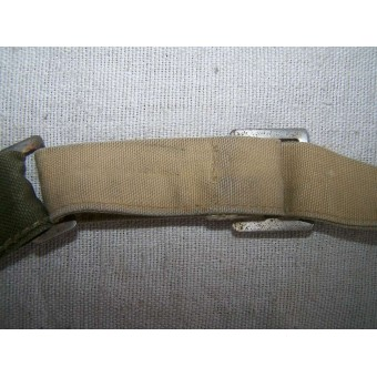 Waffen SS or Heeres breadbag with shoulder strap.. Espenlaub militaria