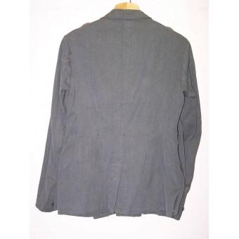 Luftwaffe Felddivisionen lightweight cotton tunic. Espenlaub militaria
