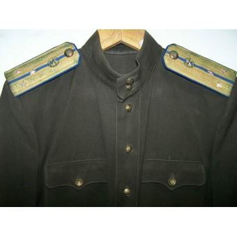 Soviet M 43 circa 50-60s MGB-KGB wool gymnasterka in rank of senior lieutenant. Espenlaub militaria