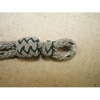 3rd Reich Officers cord- Forster. Espenlaub militaria