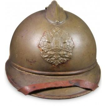 M 15 Russian Czarist Adrian helmet.. Espenlaub militaria