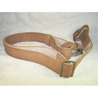 Mosin rifle leather high quality made carrying belt. Espenlaub militaria