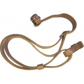 Mosin rifle leather high quality made carrying belt