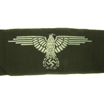 French made BeVo type sleeve eagle, mint. Espenlaub militaria