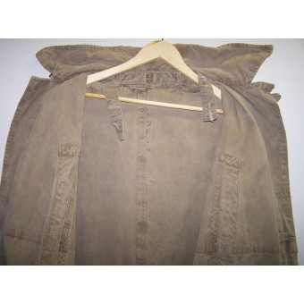 Rare to find Soviet early weather protection coat Plash-nakidka. Espenlaub militaria
