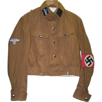 NSKK brownshirt to 31th Sturm of Motorgruppe 53. Espenlaub militaria