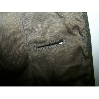 M43  jacket without insignia belonged to POW, good project!. Espenlaub militaria