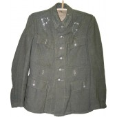 M43  jacket without insignia belonged to POW, good project!