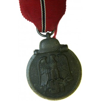 Medal for winter campaign in Russia 1941-42 year marked 13. Espenlaub militaria