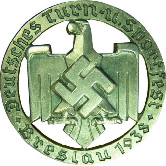 NSRL Commemorative badge. Espenlaub militaria