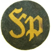 Festungs pionier Specialist sleeve 	patch