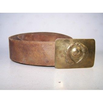 M 47 Militia completed belt and buckle. Espenlaub militaria