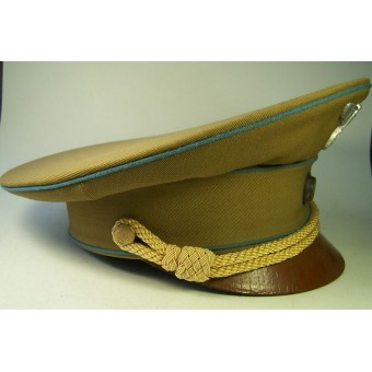 First type NSDAP Ortsleiter level visor hat. Marked with RZM tag.. Espenlaub militaria