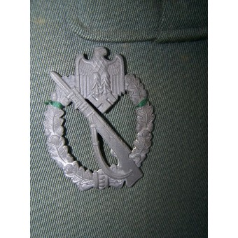 Salty officers tunic, untouched!. Espenlaub militaria