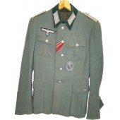 Salty officers tunic, untouched!