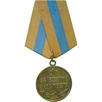 Medal for the Capture of Budapest.. Espenlaub militaria