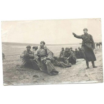 Training of the NKVD unit, early 1930s. Espenlaub militaria