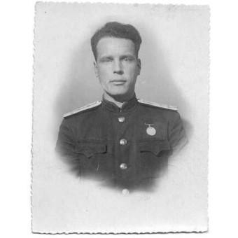 WW2 RKKF- RKVMF medical navy officer. Espenlaub militaria