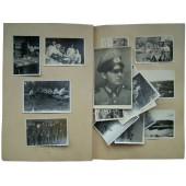 Photoalbum of wehrmacht soldier