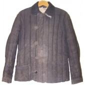 Soviet padded jacket, belonged to the POW