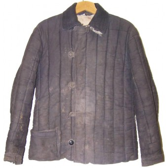 Soviet padded jacket, belonged to the POW. Espenlaub militaria