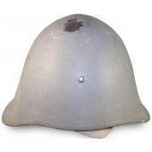 Danish M 23 helmet in camo paint