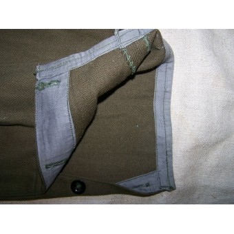 Early postwar officers or NCOs wool breeches. Espenlaub militaria